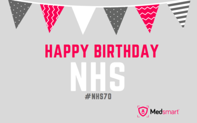 Medsmart® celebrates NHS turning 70 today!