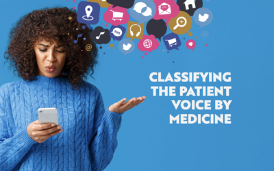 Talking Medicines Academic Paper 1 : Classifying Patient Voices