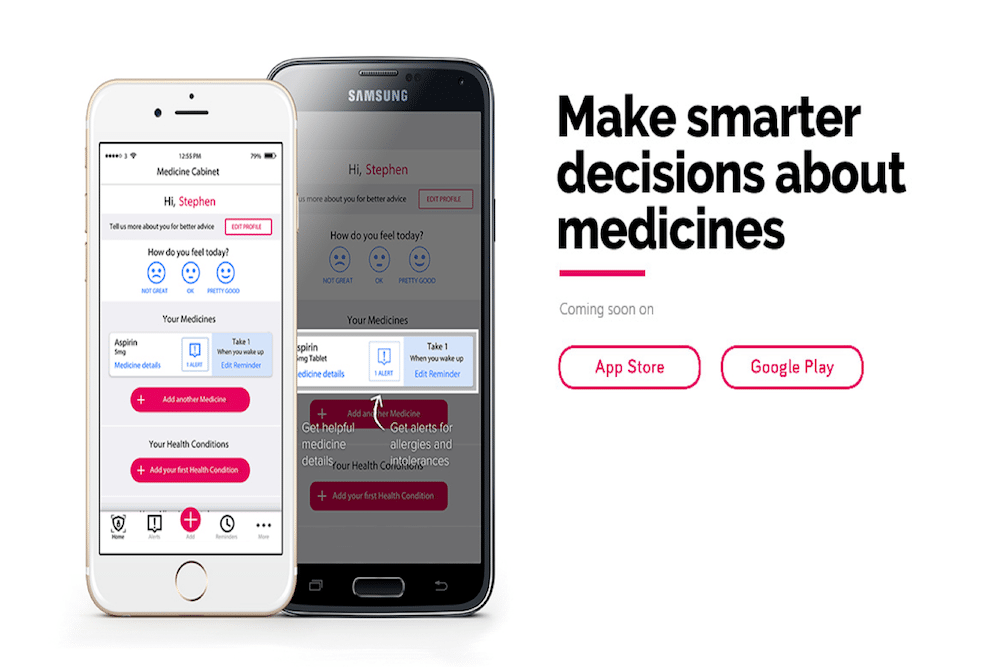 mHealth apps in the UK